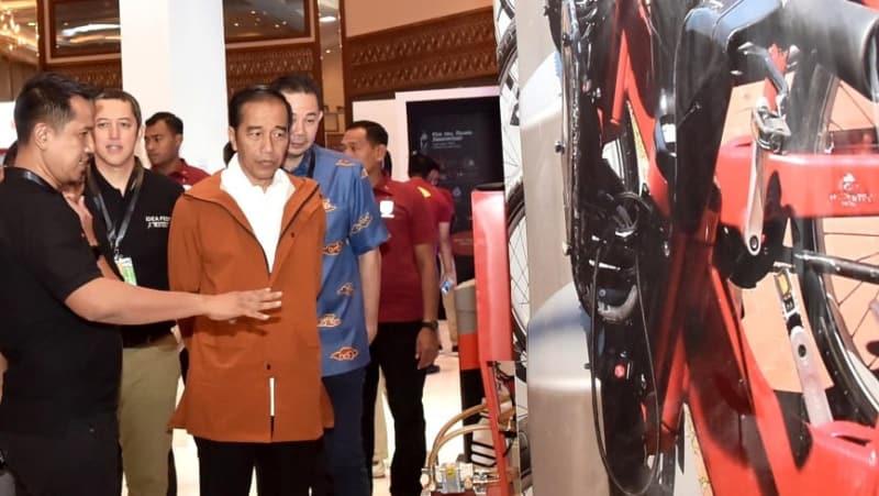 Jokowi, IdeaFest 2018