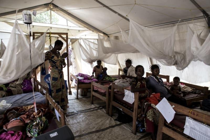 Kondisi anak Kongo
