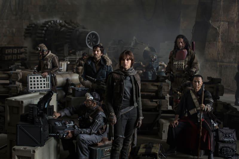 Para pemain Rogue One
