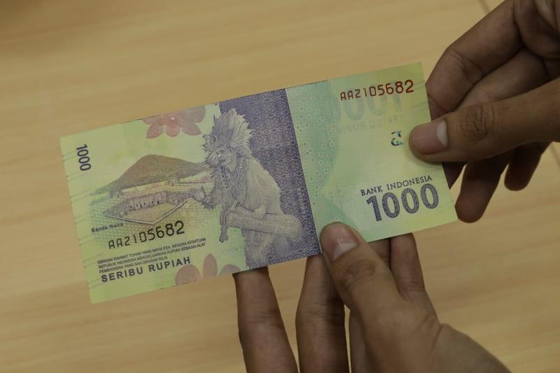 Mata Uang Pecahan Rp 1.000 Baru