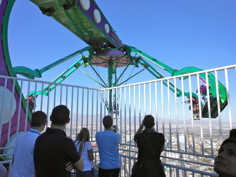 Stratosphere Tower Tour Las Vegas