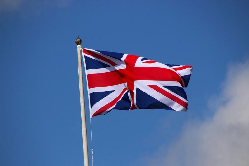 Bendera Inggris