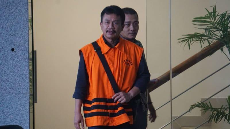 Bupati Jombang, Dr. Ec. H. Nyono Suharli Wihandoko