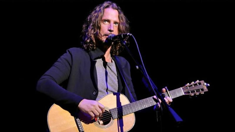 Chris Cornell 'Soundgarden'