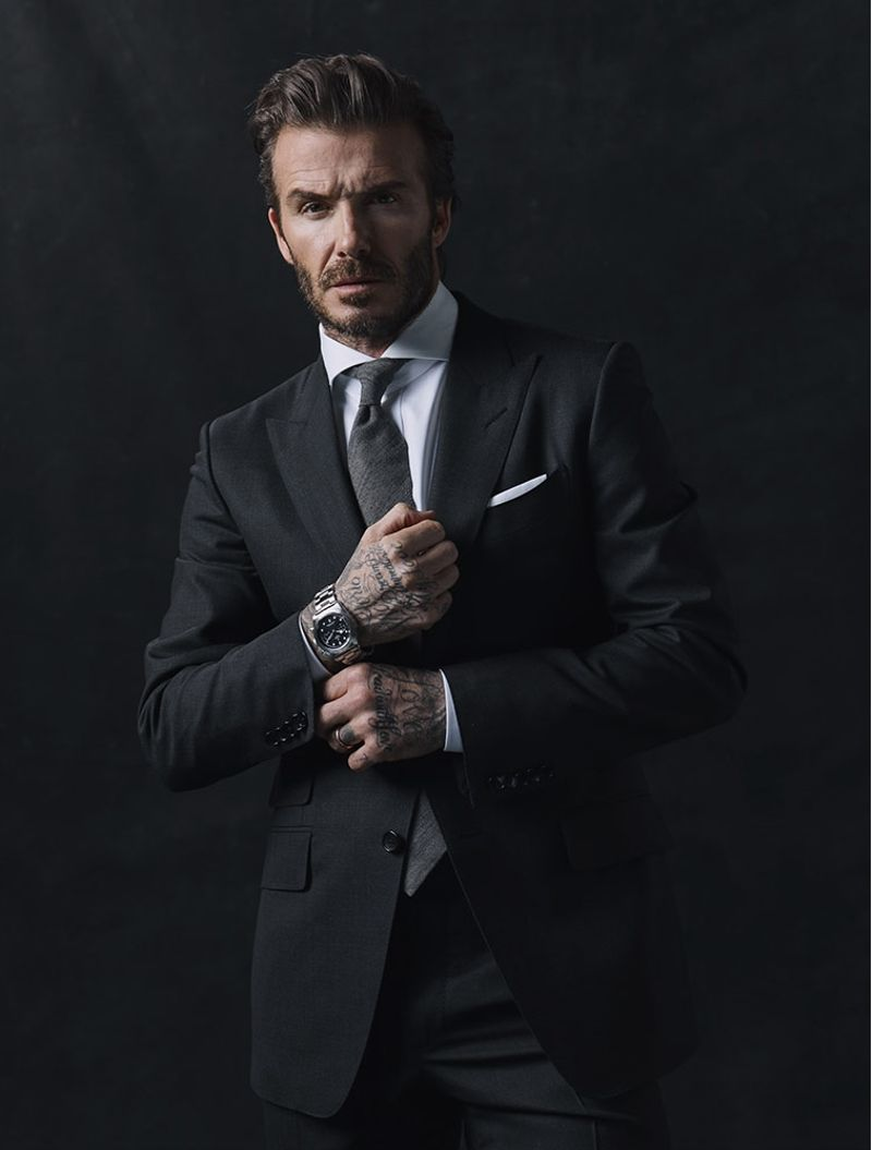 David Beckham (No Cover)
