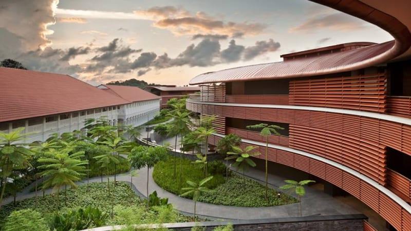 Hotel Capella Singapura