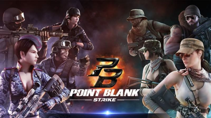 Point Blank: Strike
