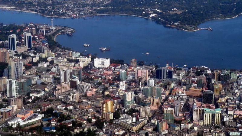 Dar es Salaam, Ibu kota Tanzania