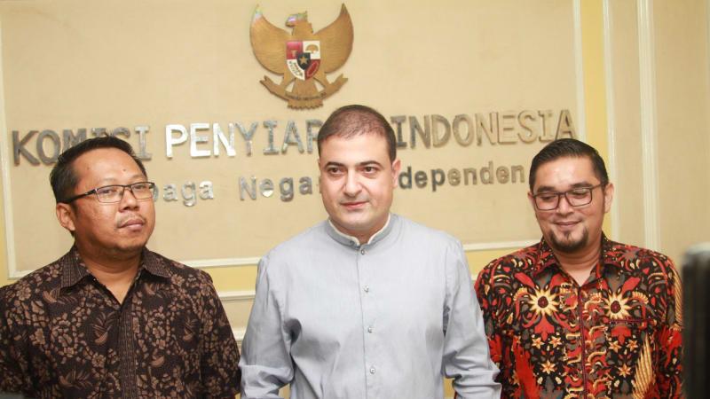 PIM melaporkan Nikita Mirzani ke KPI.