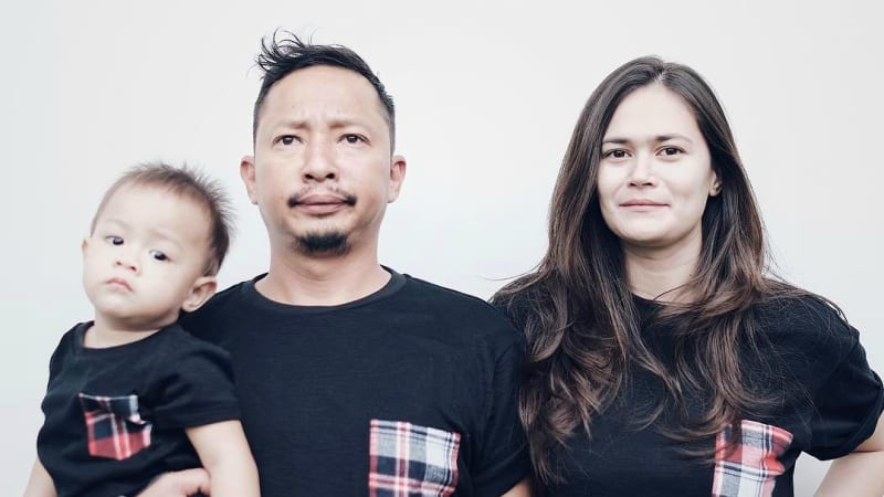 Keluarga Ringgo Agus Rahman