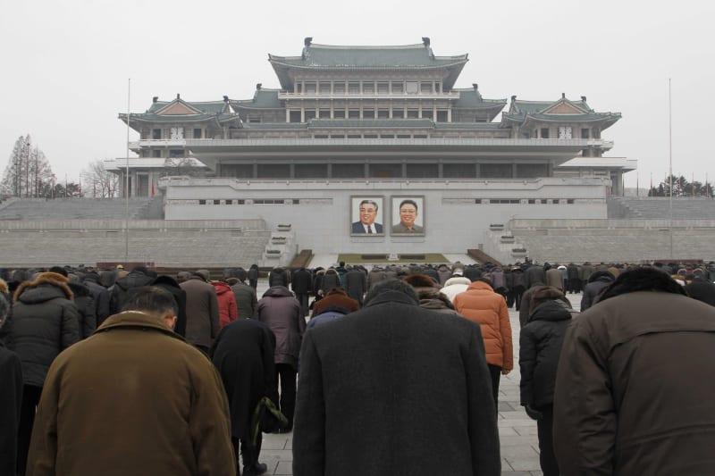 Kondisi masyarakat di Pyongyang, Korea Utara