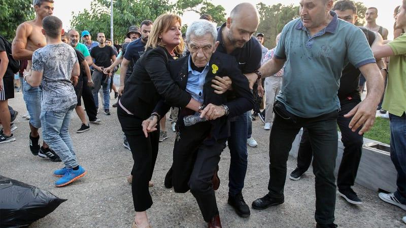 Walikota Thessaloniki, Yunani, Yiannis Boutaris