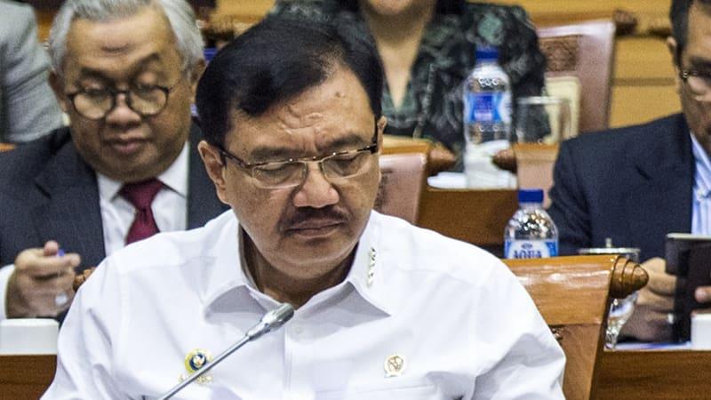 Kepala Badan Intelijen Negara (BIN) Budi Gunawan