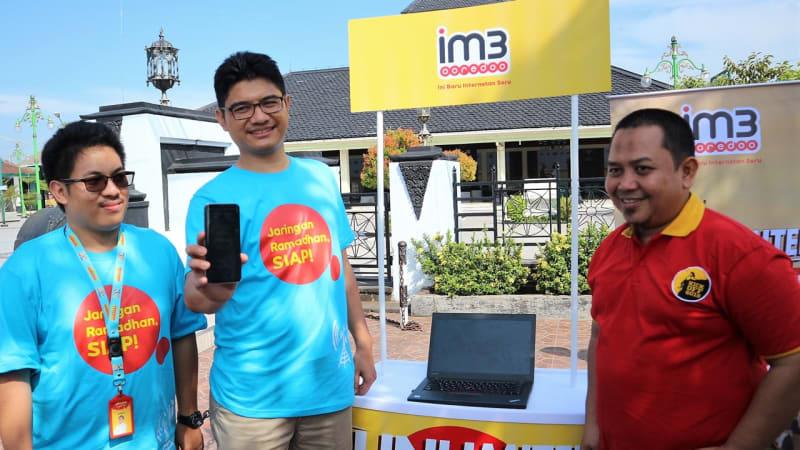 Indosat Gelar Uji Jaringan di Jawa Tengah