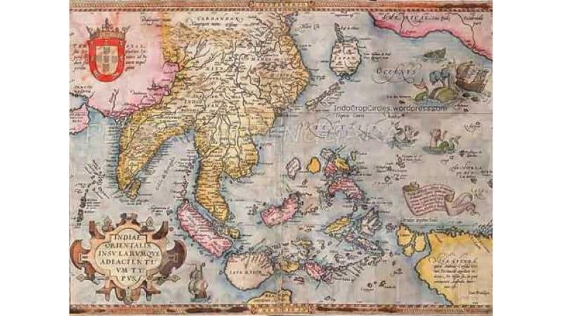 Peta Kuno Indonesia