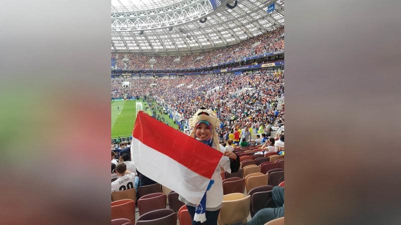 Dokter Rima di Final Piala Dunia 2018, Traveloka
