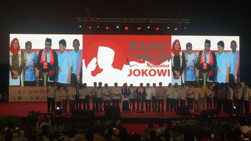 Ketua Rapat Umum Relawan Jokowi, Viktor S Sirait