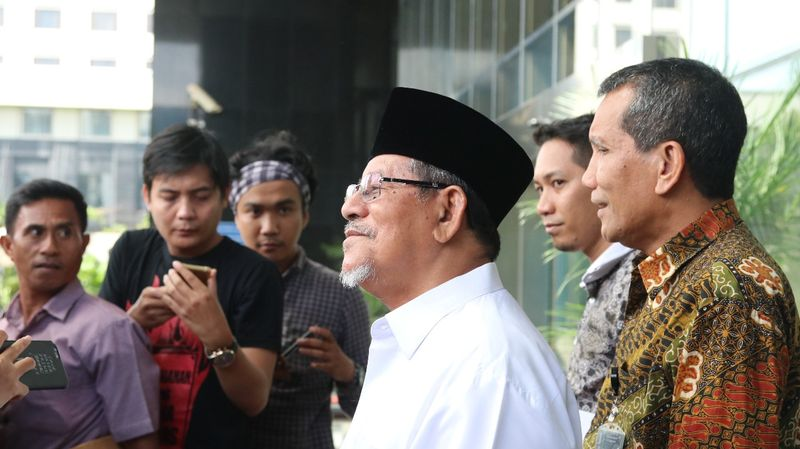 Gubernur Maluku Utara, Abdul Gani Kasuba