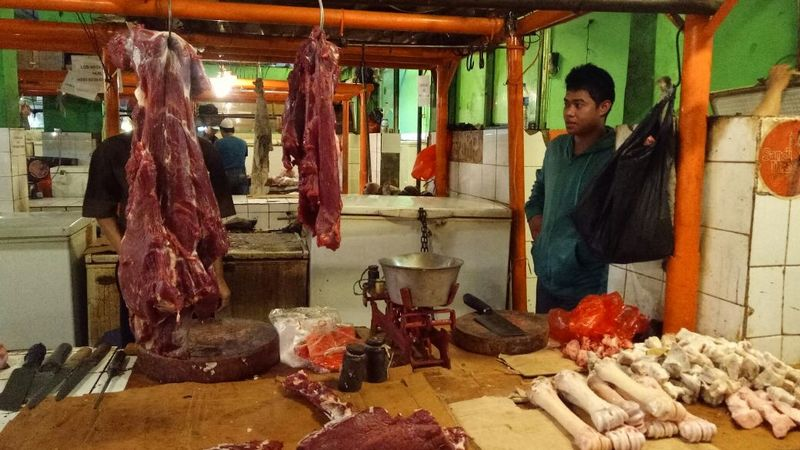 Daging Kerbau Beku Asal India