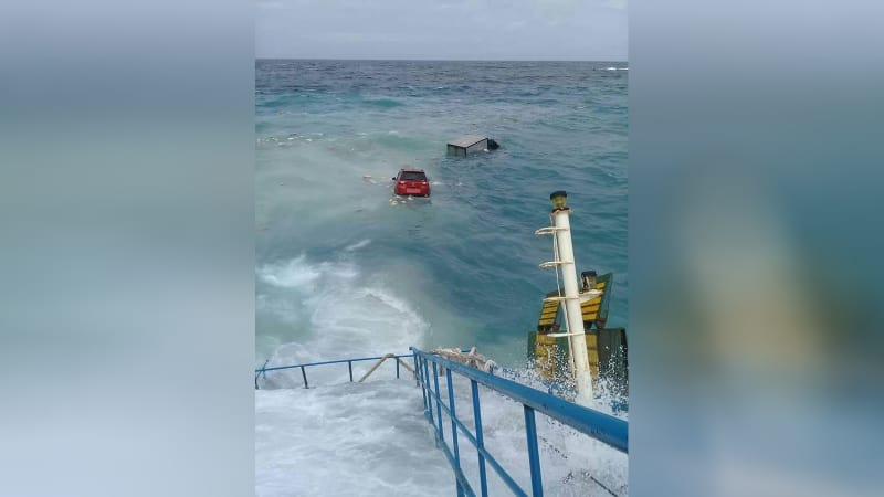 KM Maju Lestari tenggelam di Selayar.