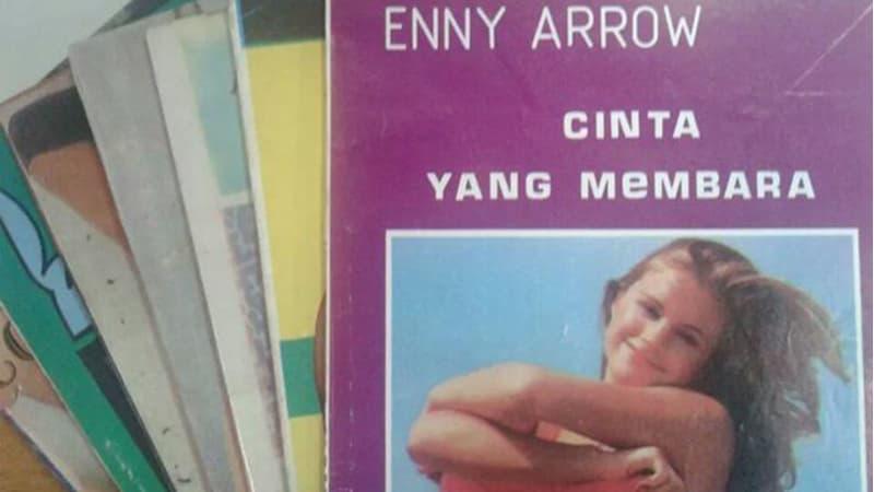Buku-buku karangan Enny Arrow