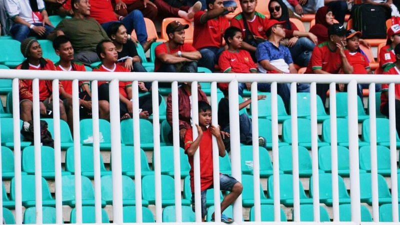 Uji Tanding Timnas U-22 VS Myanmar