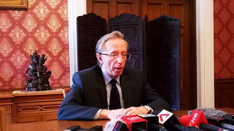 Dubes Rusia untuk Indonesia, Mikhail Yurievich Galuzin