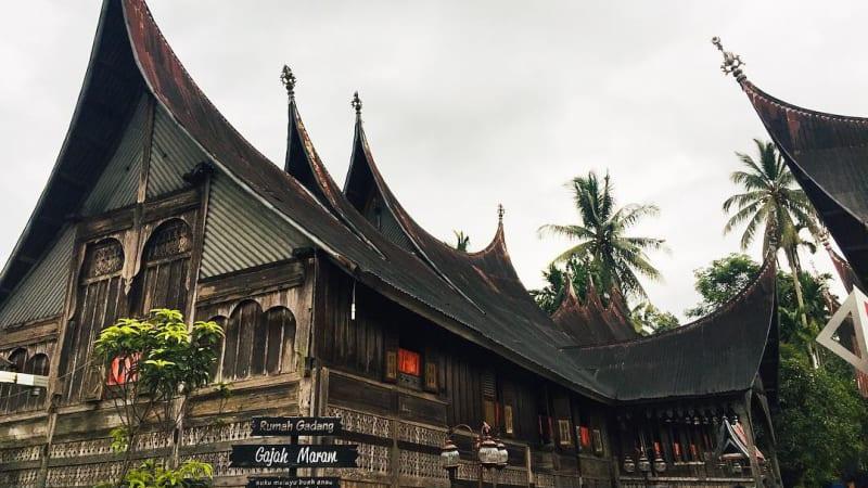 Seribu rumah gadang di Solok Selatan