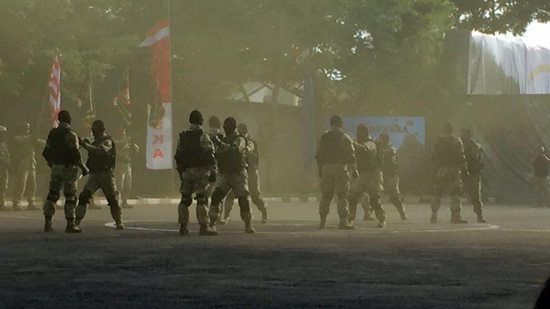 HUT Ke-56 Komando Pasukan Katak (Kopaska)