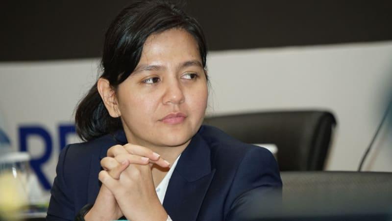 Ratu Tisha Destria, Sekjen PSSI