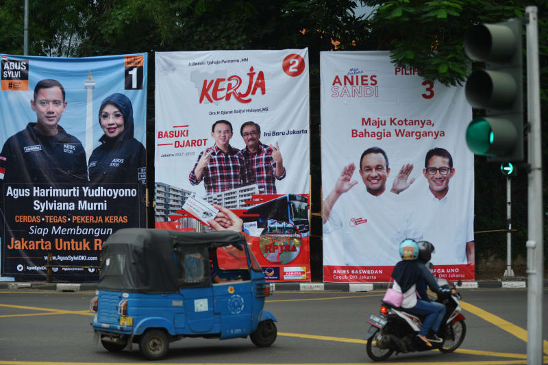 Jelang Pilkada DKI Jakarta 2017