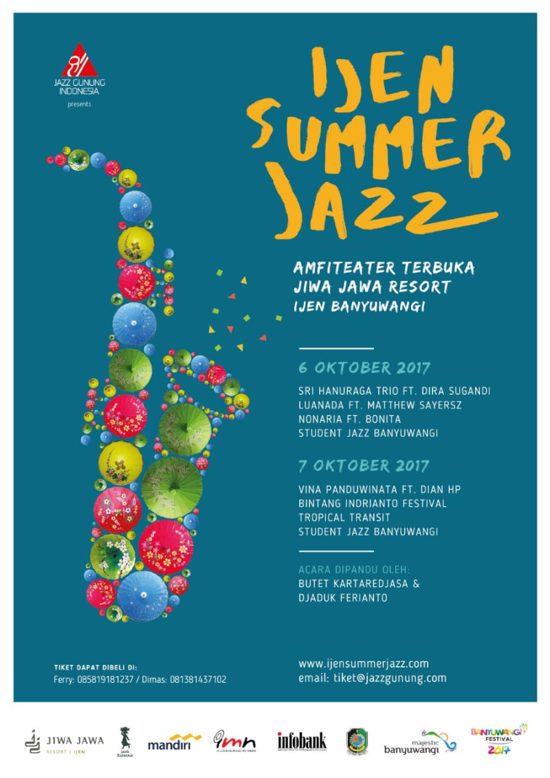 Ijen Summer Jazz