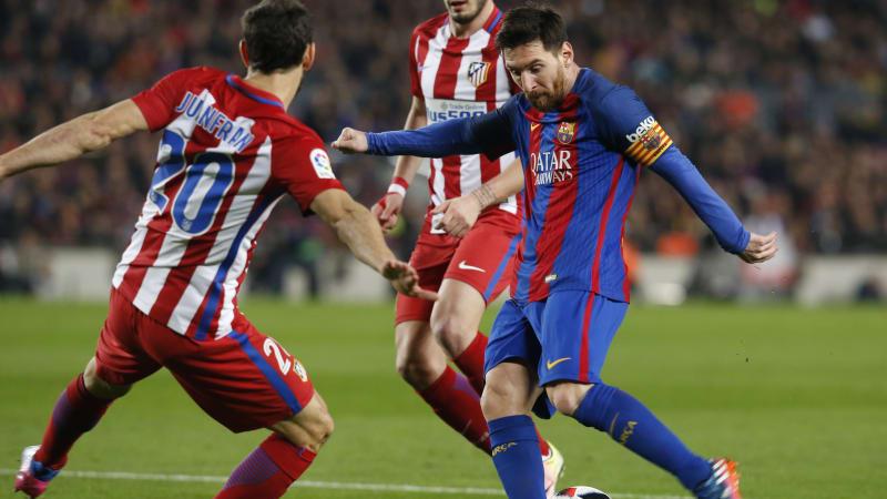 Atletico vs Barcelona