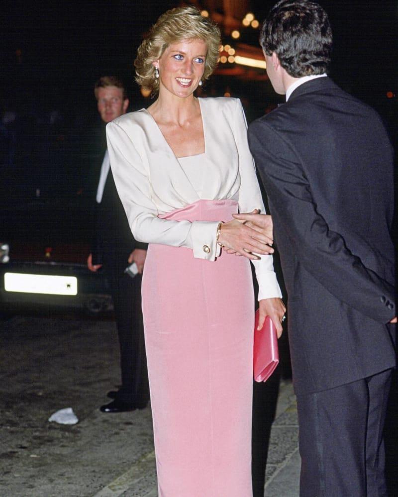 Gaya Busana Putri Diana (NOT COV)