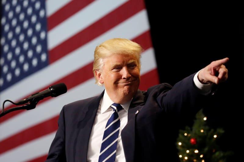 Presiden Amerika Serikat, Donald Trump