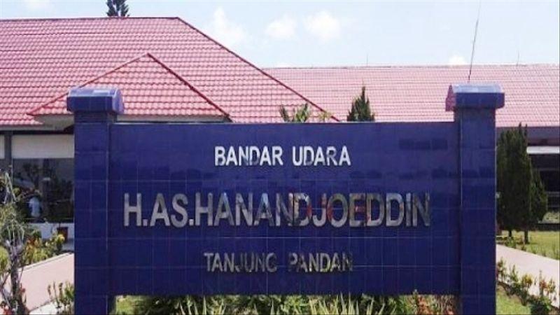 Bandara Hanandjoeddin Belitung