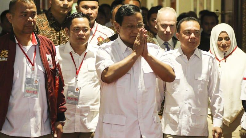 Pernyataan Prabowo Siap Jadi Capres di Pemilu 2019