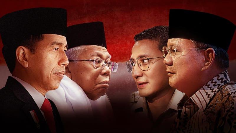 LIPSUS Jokowi vs. Prabowo Second game