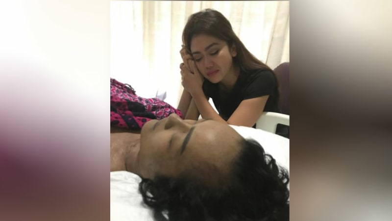 Julia Perez meninggal dunia