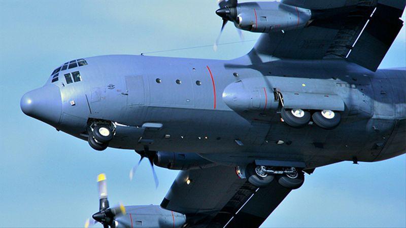Hercules C-130 Headline