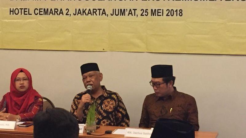 Guru Besar UIN Jakarta Azyumardi Azra