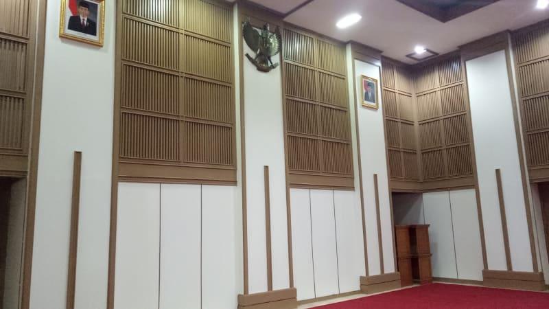 Ruang Sidang Ahok