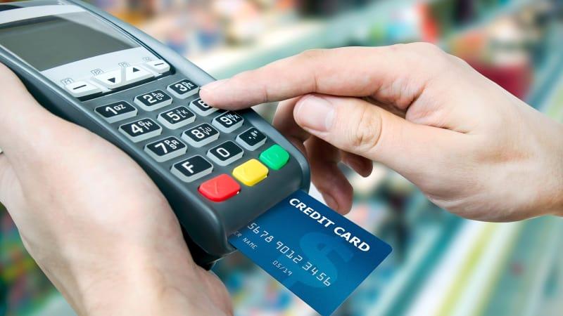 Penggunaan Kartu Kredit
