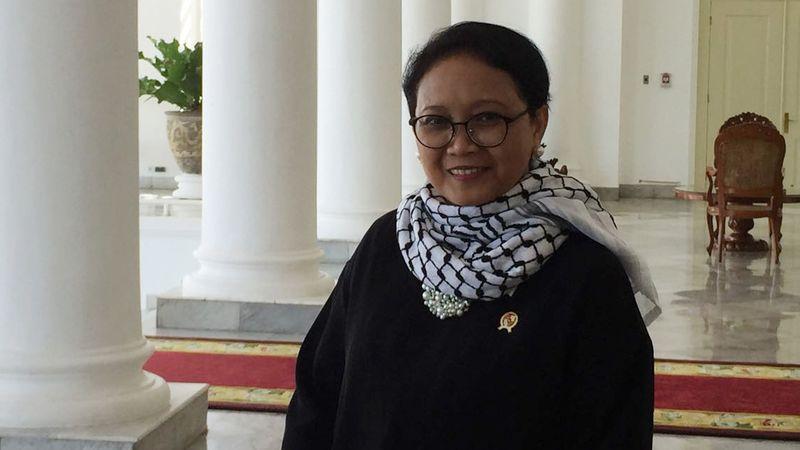 Menteri Luar Negeri, Retno Marsudi