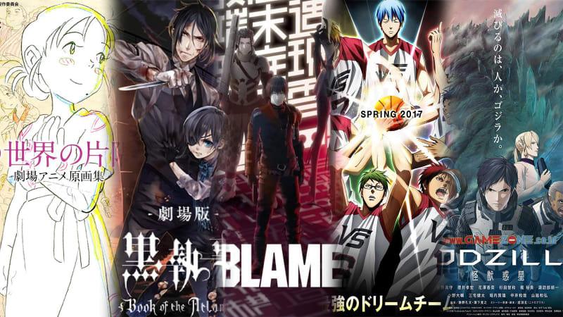 5 Film Anime Terbaik Yang Tayang Di Tahun 2017