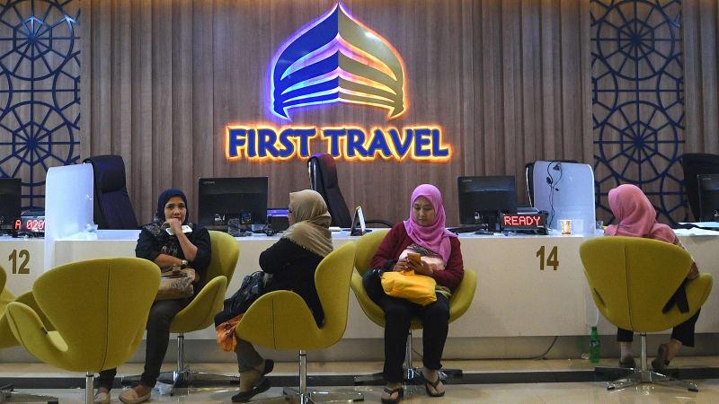 Kantor First Travel