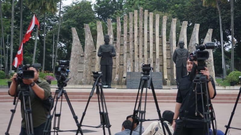 deklarasi Jokowi, tugu proklamasi