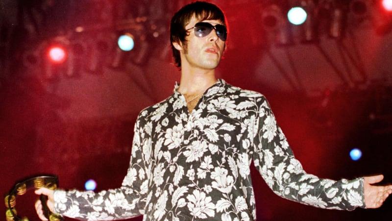 Liam Gallagher dari masa ke masa