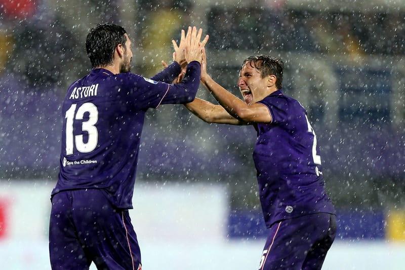 Davide Astori, Fiorentina