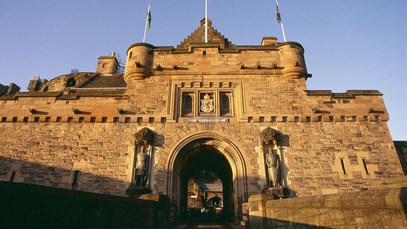 Kastil Edinburgh